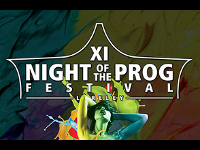 """Snow"" live at the Night Of The Prog Festival"